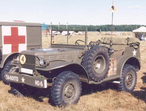 1942 Dodge wc56 1