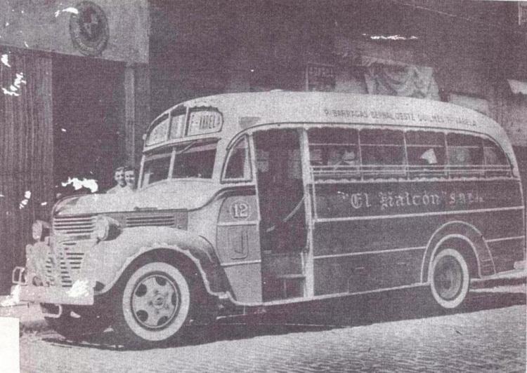 1942 Fargo Agosti