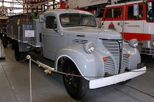 1942 FARGO Grey