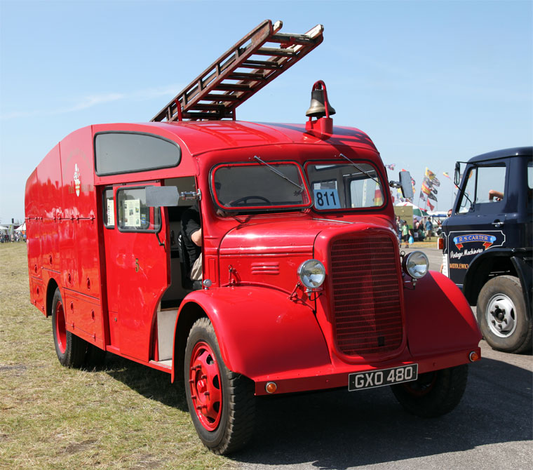 1943 Dodge Brothers Lorries Type A
