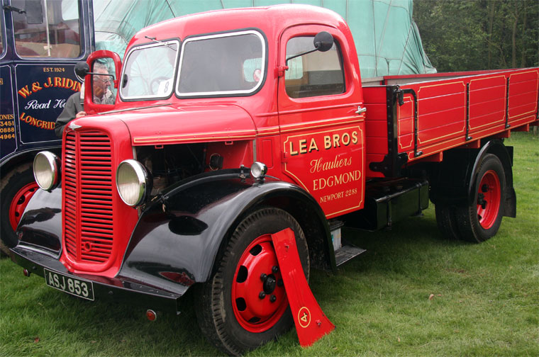 1943 Dodge Brothers Lorries