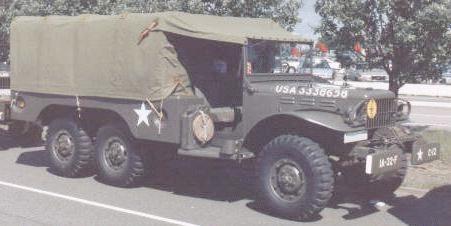 1943 Dodge wc63 1