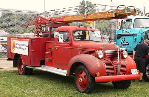 1943 FARGO Firebrigade