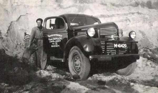 1944 Dodge Gebr Jansen Rheden
