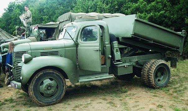 1944 Dodge T110L-6 (D60S)