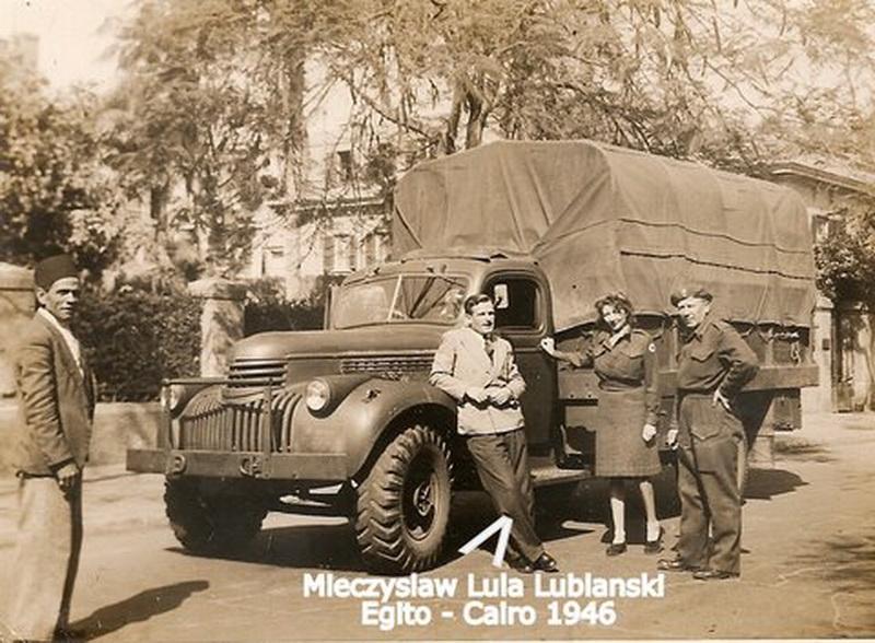 1945 dodge Mieczslaw Lula Lublanski