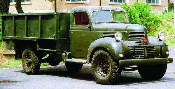 1945 Dodge T110L-9 (D60L)