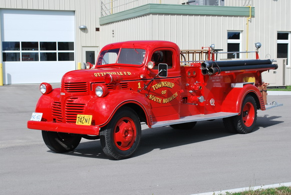 1945 Fargo Fire Truck South Norwich