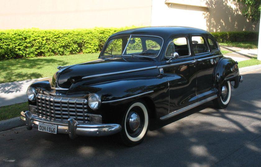 1946 Dodge D24C Fluid Drive