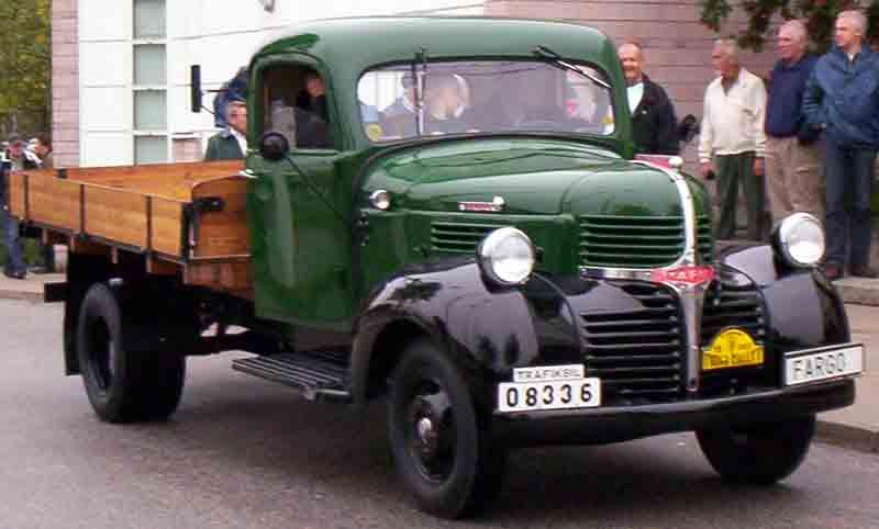 1946 Fargo FK2-33 Truck