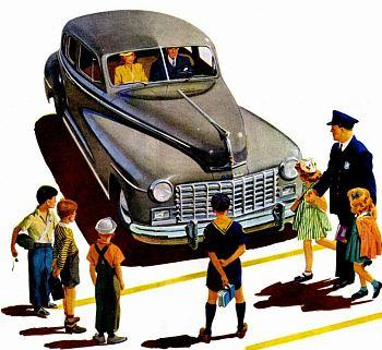 1947 Dodge sedan 1