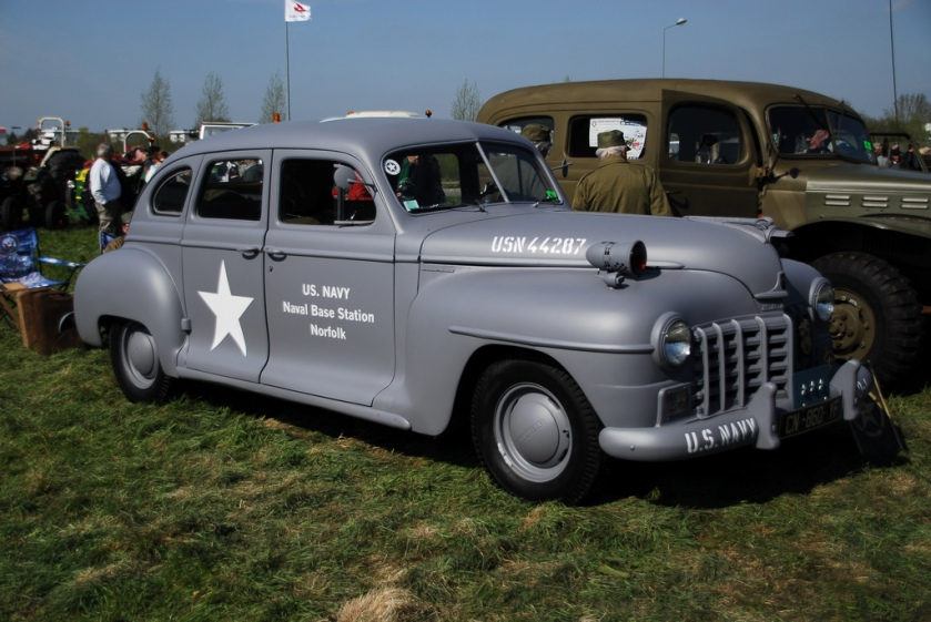 1947 DODGE special deluxe sedan