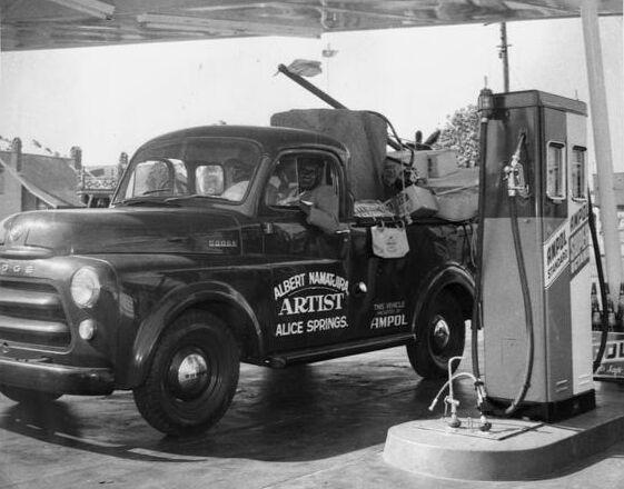 1948-53 Dodge B Series pickup truck, made 1948-53