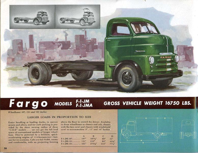 1948-53 Fargo Truck-20