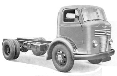 1948 Commer QX R7 released Mk1R7