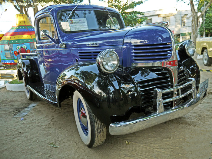 1948 Dodge 1 ton Pick-Up