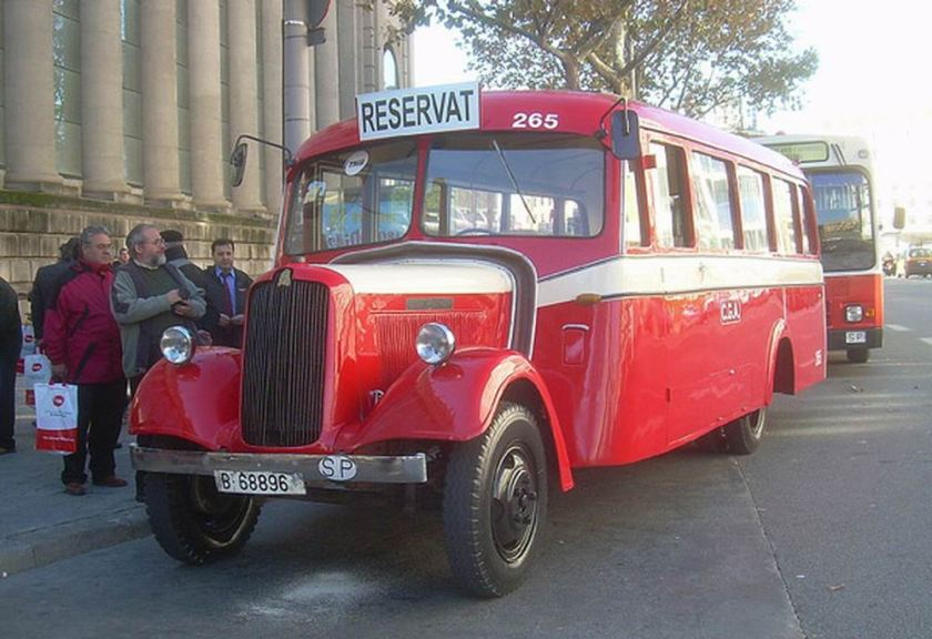 1948 Dodge Brothers 240 (Majoral) Spanje