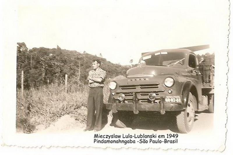 1948 DODGE f1