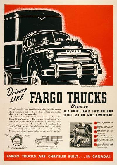 1948 fargo trucks