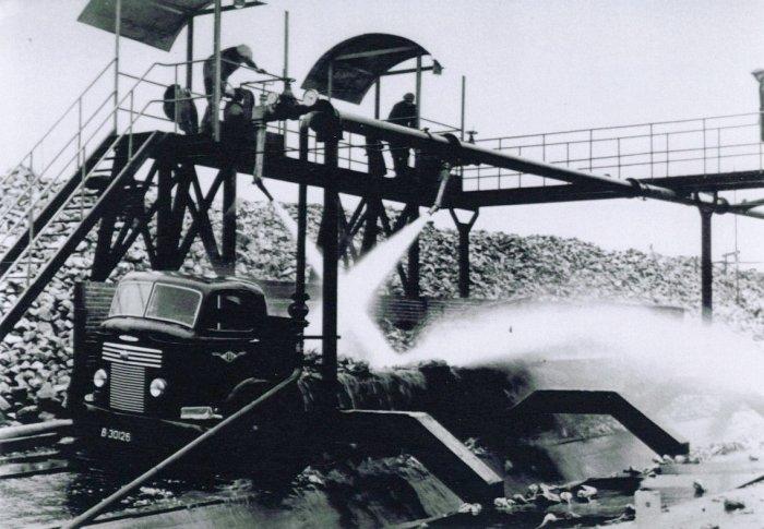 1949 Commer van HTO