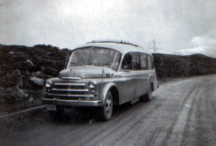 1949 Dodge 21 zitplaatsen