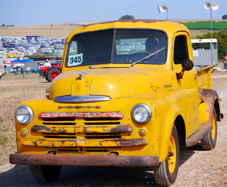 1949 Dodge Brothers Lorries Pick Up