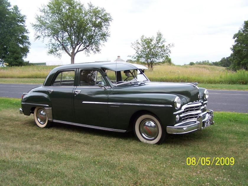 1949 Dodge Coronet Fluid Drive 15