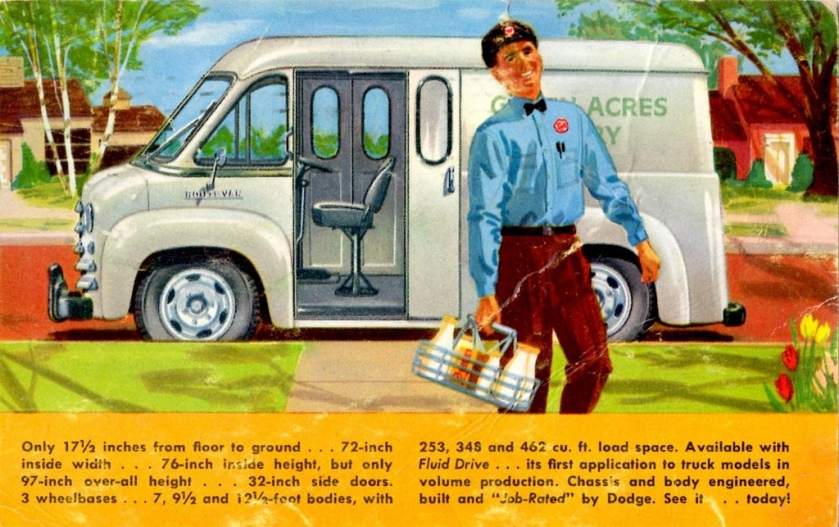 1949 Dodge Route-Van a