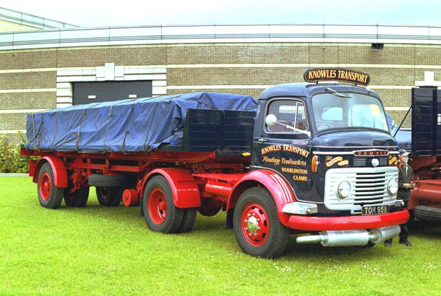 1950 Commer qx ts3