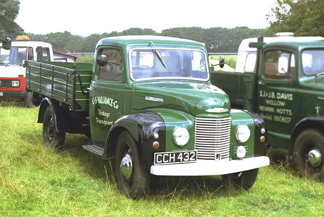 1950 Commer Superpoise UK