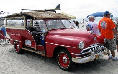 1950 DESOTO Beach bus