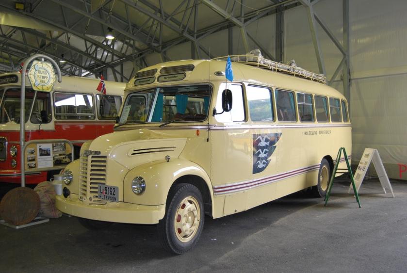 1950 Dodge Kew 125L Sannes