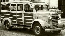 1952 Commer Superpoise