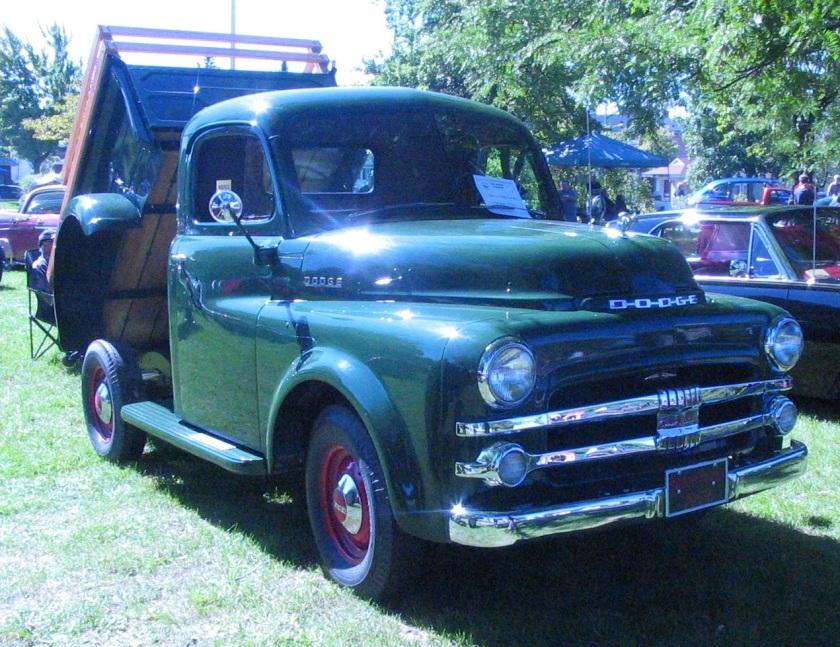 1952 Dodge B-Series