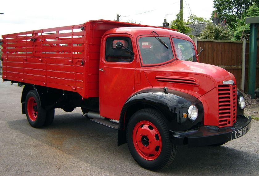 1952 Dodge D100 Kew-built