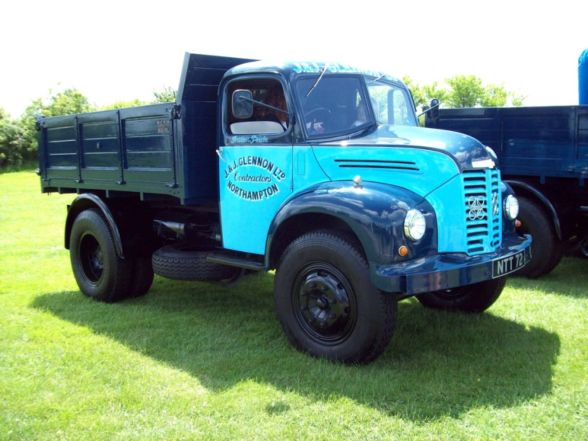 1952 Dodge Kew P6 100 Tipper  Engine 3800cc Perkins P6 Registered NTT 72