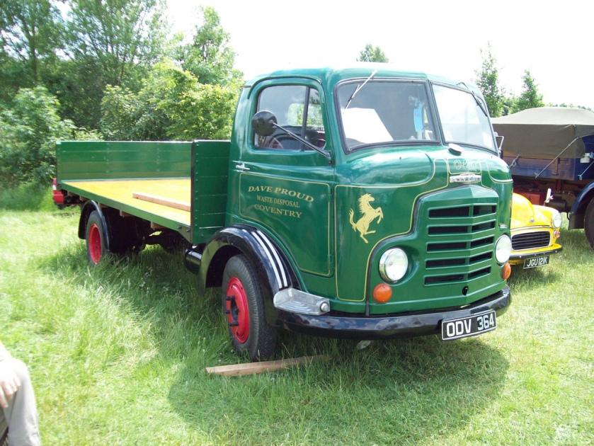 1953 Commer Karrier Bantam Registered ODV 364