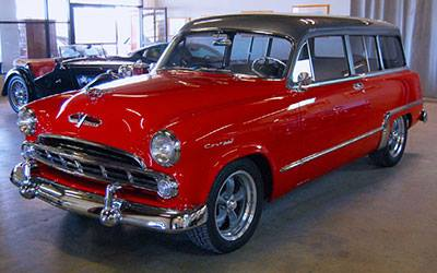 1953 Dodge Coronet Sierra 2-Dr Wagon