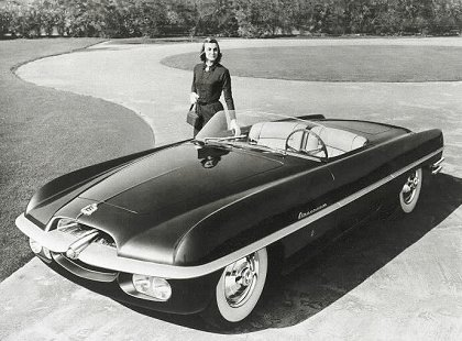 1953 Dodge firearrow 1