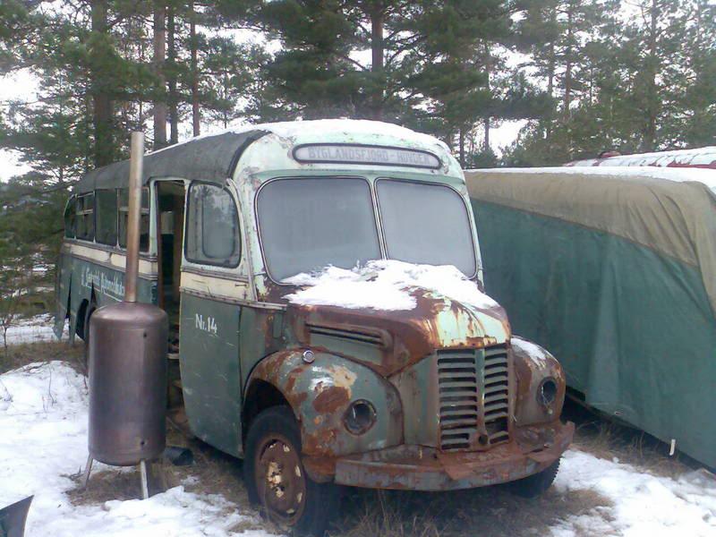 1953 Dodge-Kew met Gumpen opbouw