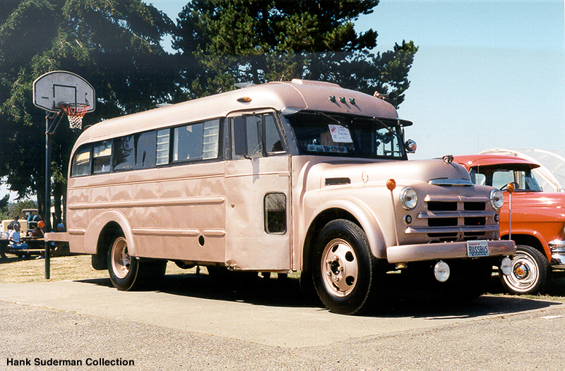 1953 Dodge-school-bus-Hank Suderman