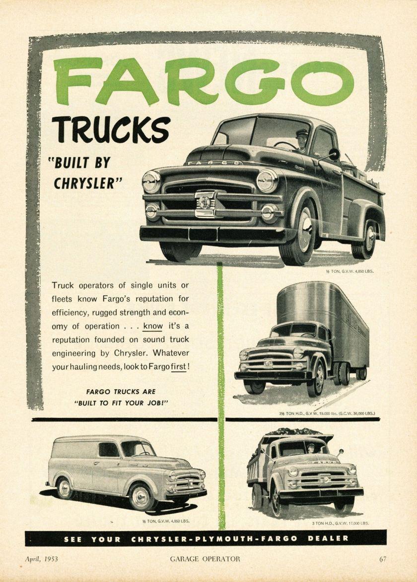 1953 Fargo Truck Ad-01
