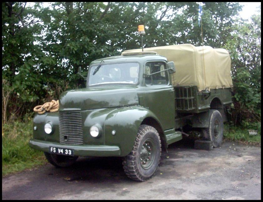 1954 Commer Q2 FS V4 33