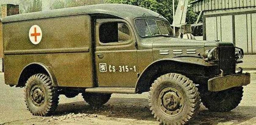 1954 dodge 54