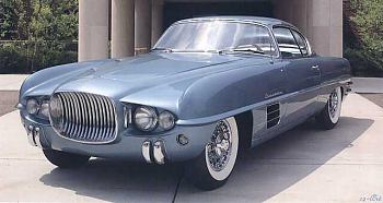 1954 Dodge firearrow coupe