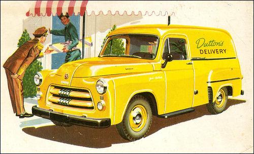 1954 Dodge Panel