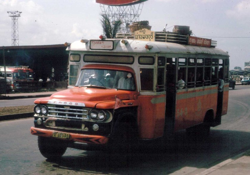1954 Fargo Bangkok