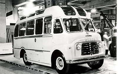 1954 KARRIER-14-SEATER-COACH-AT-EARLS