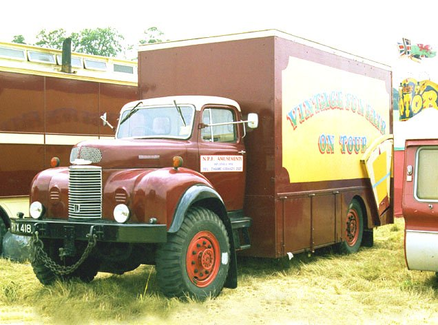 1955 Commer Superpoise 6x6