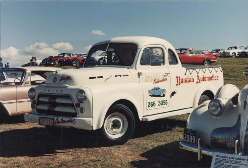 1955 Dodge Deluxe Pickup